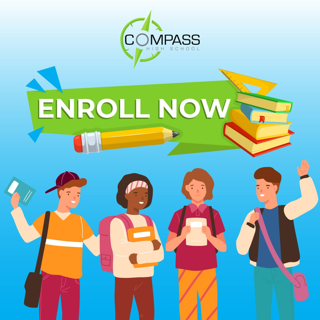 Enroll Now at Compass High School