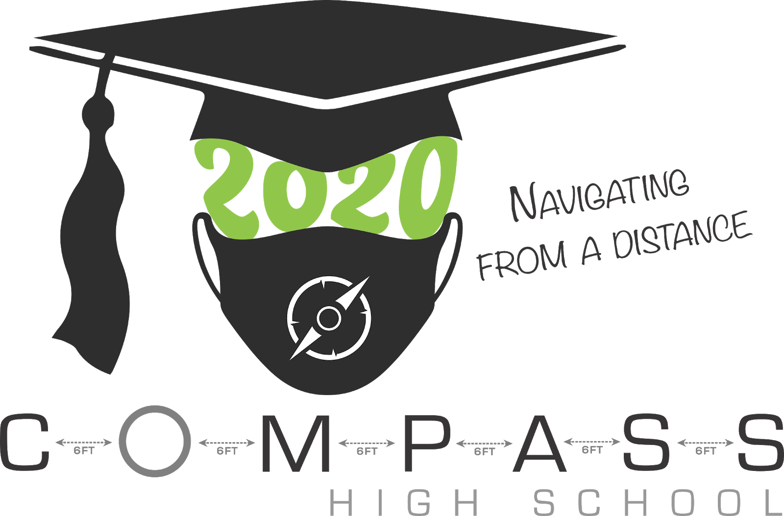 Compass High School Graduation Class of 2020